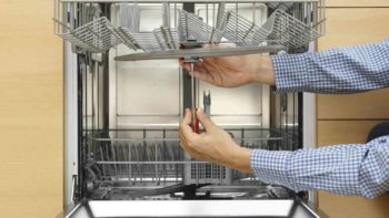red seal appliance dish washer repair